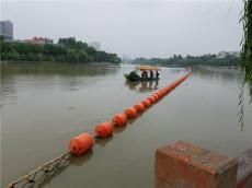 水库拦污装置拦漂排是用什么材质