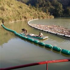 大坝上游拦污漂聚乙烯拦污浮筒价格