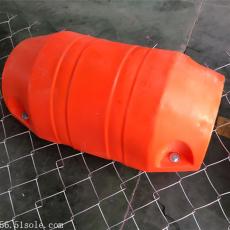 内河漂浮物拦截漂筒塑料拦污排型号