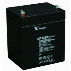 威神VISION蓄電池CP1250/12v5ah風電變槳