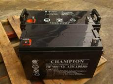 NP24-12CHAMPION蓄电池12V24AH冠军