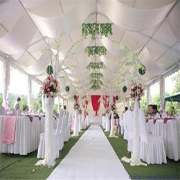 广州户外婚礼篷房租赁