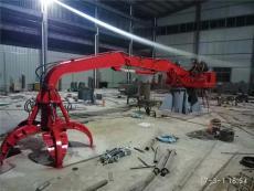 济宁抓钢机厂家 挖掘机改装各种抓头 专业