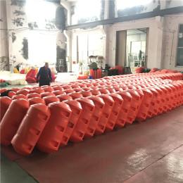 悬浮式拦污浮体河道导漂排生产厂家
