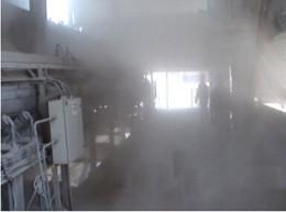 干雾除尘原理高压喷雾除尘设备