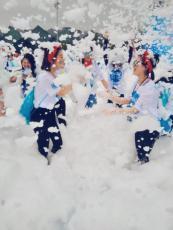 北京上海泡泡跑活動泡沫機吊掛式泡沫機噴射