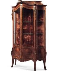 0750 19世紀初 法國路易十六陳列柜