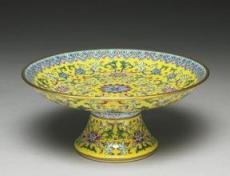 琺瑯彩瓷器哪里展示最好 怎么拍賣