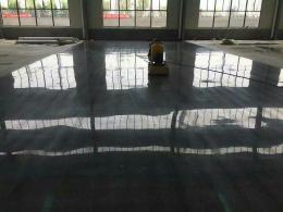威海做固化剂地面的解决地面起尘起砂