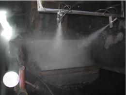 四川喷雾除尘车间喷雾除尘设备