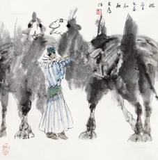 刘大为 水墨画