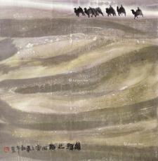 周绍华(1932年) 山水宜人画