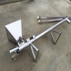 不銹鋼管式螺旋上料機來圖生產 垂直絞龍提