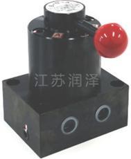 日本SR 泵 液壓切換閥 手動型 OCV