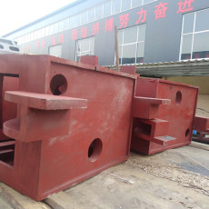 河北滄州泊頭大型機床鑄件廠家大型鑄造公司