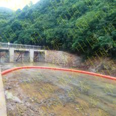 水葫芦拦截漂流排浮式拦污浮筒批发