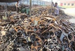长期回收大量废铁-废钢材-沈阳优质采购供应