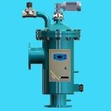 循环水过滤采用全自动反冲洗过滤器