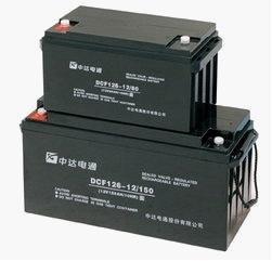 中达电通蓄电池_DCF126-12中达电通蓄电池