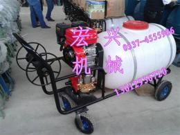 果园打药机械 质保果园打药机 汽油喷药机械