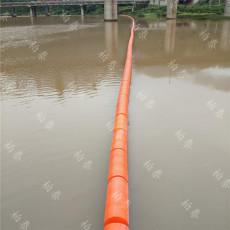 河道拦污浮漂能拦大范围垃圾吗
