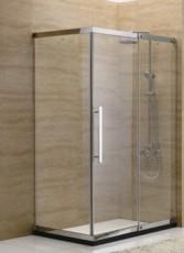 不锈钢简易淋浴房厂家