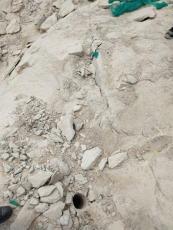 铁矿洞采小型液压胀裂石机玉树使用现场