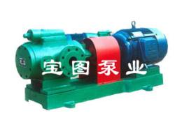 3GBW保温沥青泵参数大全询宝图泵业