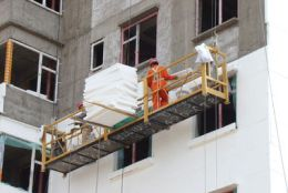 北京西城区专业外墙保温公司