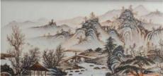 王跃林瓷板画运作拍卖流程
