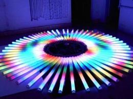 LED大楼亮化工程LED照明工程LED全彩显示屏