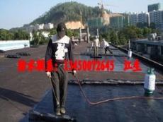 东莞常平专业防水堵漏工程