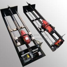 自动水钻顶管机 小型水钻顶管机 两相电顶管