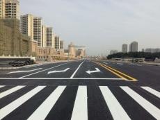 深圳道路划线标准 马路划线用什么材料