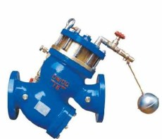 YQ98003过滤活塞式遥控浮球阀