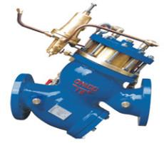 過濾活塞式水位控制閥