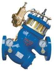 YQ980011過濾活塞式流量控制閥
