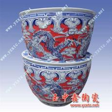 陶瓷大缸 景德镇青花养鱼陶瓷大缸 价格
