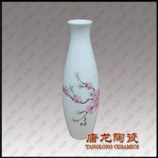 定做景德镇礼品陶瓷花瓶厂家