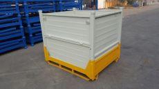 廠家直供搬運收納物流籠框筐重型倉儲籠