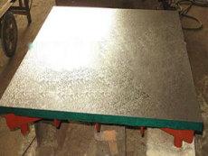 铸铁平台龙头企业,500X400刮研铸铁平台价格