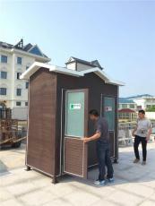 安溪不銹鋼崗亭訂制-泉州惠安移動廁所銷售