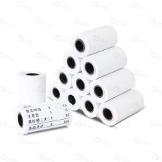 厂家直销 热敏收银纸57系 排队叫号纸