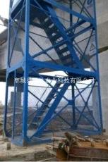 建筑梯籠 江西通達安全梯籠廠家箱式梯籠