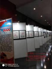 广州哪里有八棱柱书画展板出租
