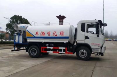 绿化喷洒车洒水车水罐车生产厂家