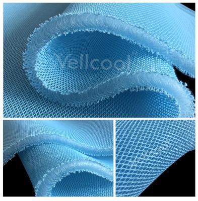 泉州沃尔康3d网眼布厂家直销经编3d网布材料