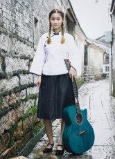 木思吉他女生新手買哪種吉他