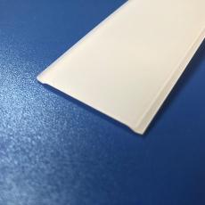 PC磨砂線型燈罩 PC磨砂平面燈罩外殼