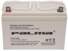 八馬蓄電池PM100A-12/12V100AH正品保障